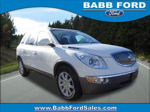 2012 Buick Enclave for sale in Reed City, MI