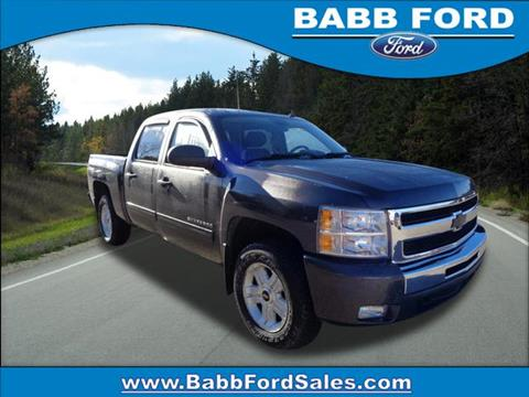 2010 Chevrolet Silverado 1500 for sale in Reed City, MI