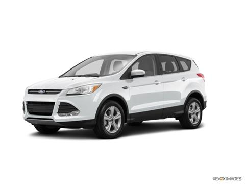 2016 Ford Escape for sale in Reed City, MI