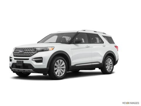 2020 Ford Explorer for sale in Reed City, MI