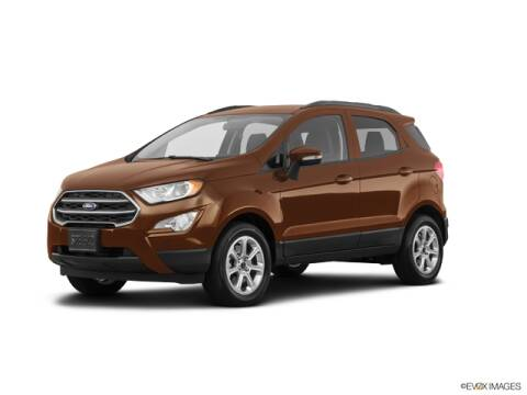 2020 Ford EcoSport for sale in Reed City, MI
