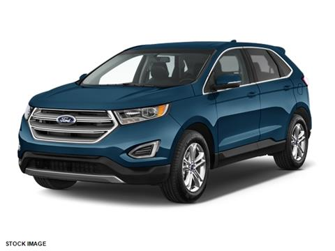 2017 Ford Edge for sale in Reed City, MI