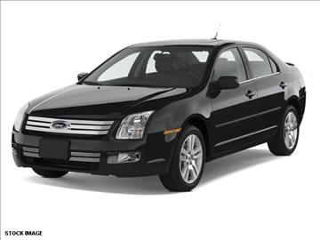 2007 Ford Fusion for sale in Reed City, MI