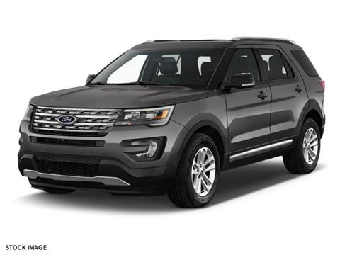 2017 Ford Explorer for sale in Reed City, MI