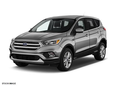 2017 Ford Escape for sale in Reed City, MI