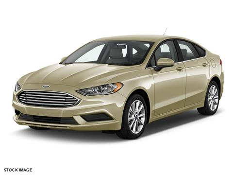2017 Ford Fusion for sale in Reed City, MI