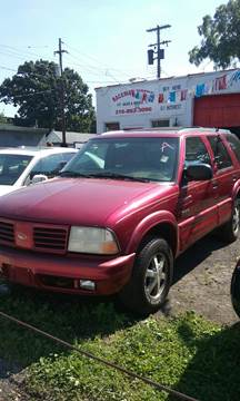 2001 Oldsmobile Bravada for sale in Cleveland, OH