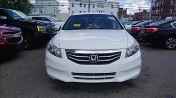 2011 Honda Accord for sale in Lawrence, MA