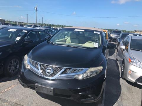 Nissan Murano Crosscabriolet For Sale In Florida Carsforsale