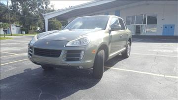 2008 Porsche Cayenne for sale in Eustis, FL