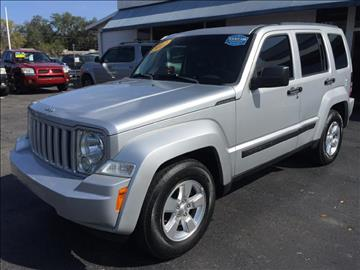 2012 Jeep Liberty for sale in Eustis, FL