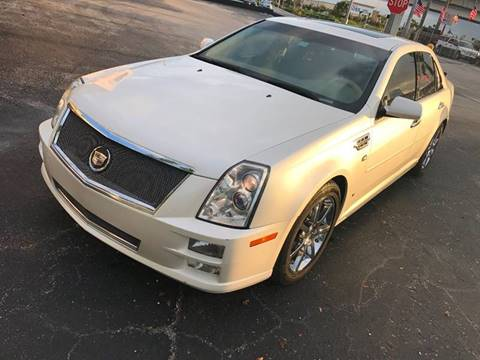 2008 Cadillac STS for sale in Miami, FL