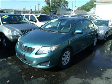 2009 Toyota Corolla for sale in Cranston, RI