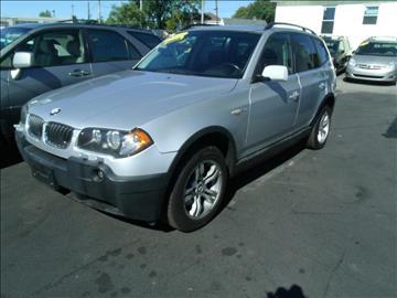 2005 BMW X3 for sale in Cranston, RI