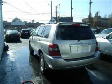 2005 Toyota Highlander for sale in Cranston, RI