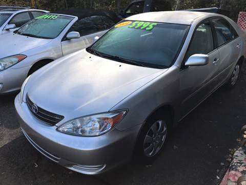 2004 Toyota Camry for sale in Brockton, MA