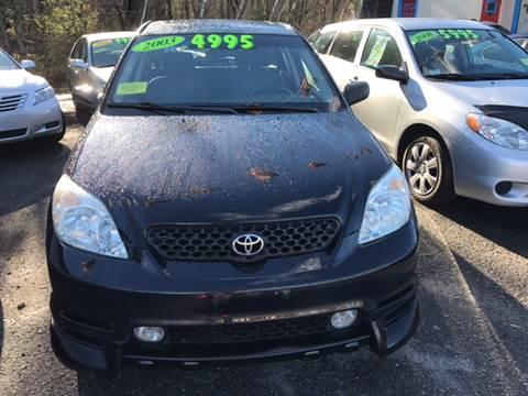 2003 Toyota Matrix for sale in Brockton, MA