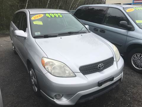 2006 Toyota Matrix for sale in Brockton, MA
