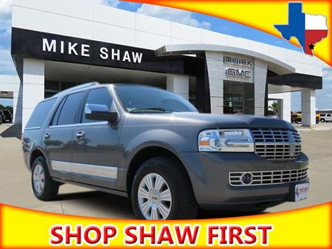 2010 Lincoln Navigator for sale in Robstown, TX