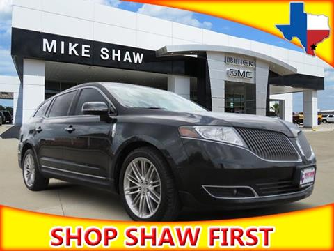2014 Lincoln MKT for sale in Robstown, TX