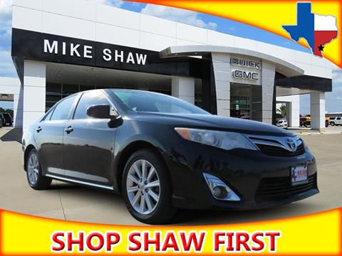 2013 Toyota Camry for sale in Robstown, TX