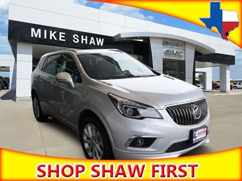 2016 Buick Envision for sale in Robstown, TX