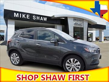 2017 Buick Encore for sale in Robstown, TX
