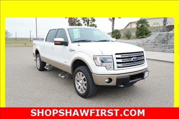 2013 Ford F-150 for sale in Robstown, TX