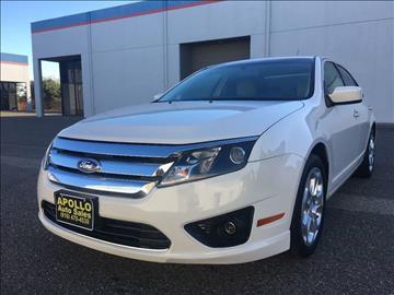 2010 Ford Fusion for sale at APOLLO AUTO SALES in Sacramento CA