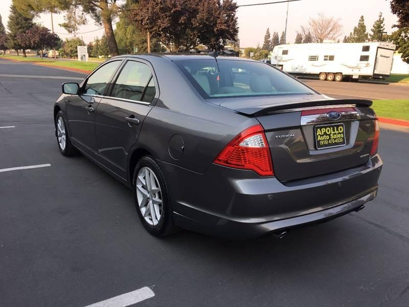 Alpine Auto Sales Sacramento Ca >> 2011 Ford Fusion Sel In Sacramento Ca Apollo Auto Sales