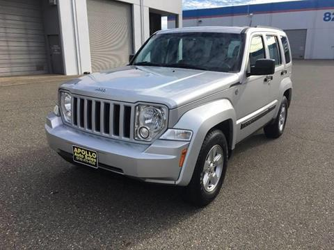 2011 Jeep Liberty for sale at APOLLO AUTO SALES in Sacramento CA
