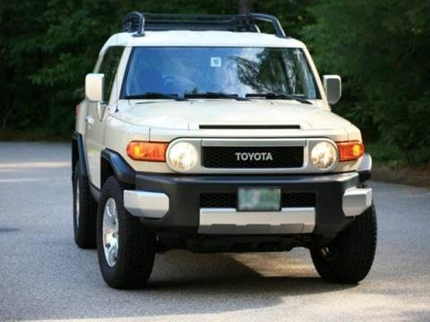 2009 Toyota FJ Cruiser For Sale In Sacramento, CA