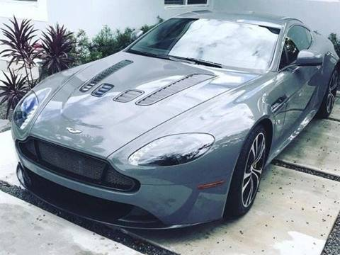 Aston Martin V Vantage For Sale In Houston TX Carsforsalecom - Aston martin houston