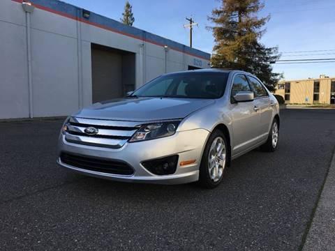 2011 Ford Fusion for sale at APOLLO AUTO SALES in Sacramento CA