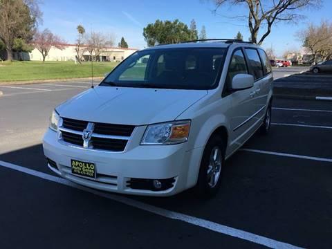 2010 Dodge Grand Caravan for sale at APOLLO AUTO SALES in Sacramento CA