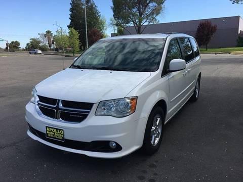 2011 Dodge Grand Caravan for sale at APOLLO AUTO SALES in Sacramento CA