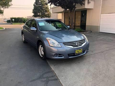 2011 Nissan Altima for sale at APOLLO AUTO SALES in Sacramento CA