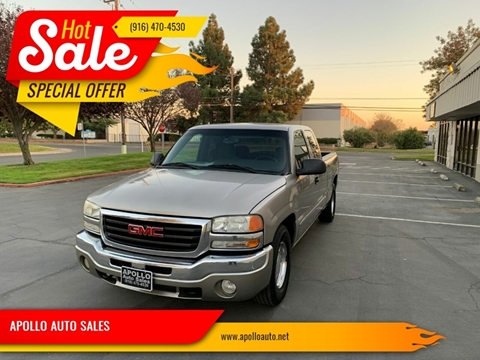 2003 GMC Sierra 1500 for sale in Sacramento, CA