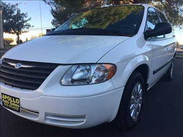 2006 Chrysler Town and Country for sale at APOLLO AUTO SALES in Sacramento CA