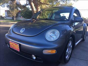 2002 Volkswagen New Beetle for sale in Sacramento, CA