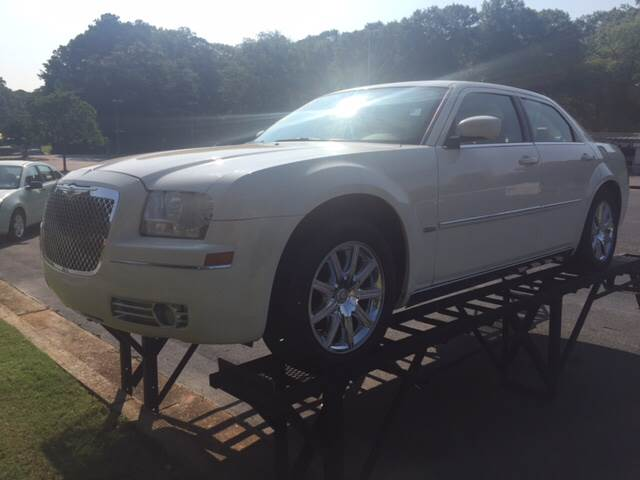 2008 Chrysler 300 for sale at Fast Auto Sales in Monroe GA
