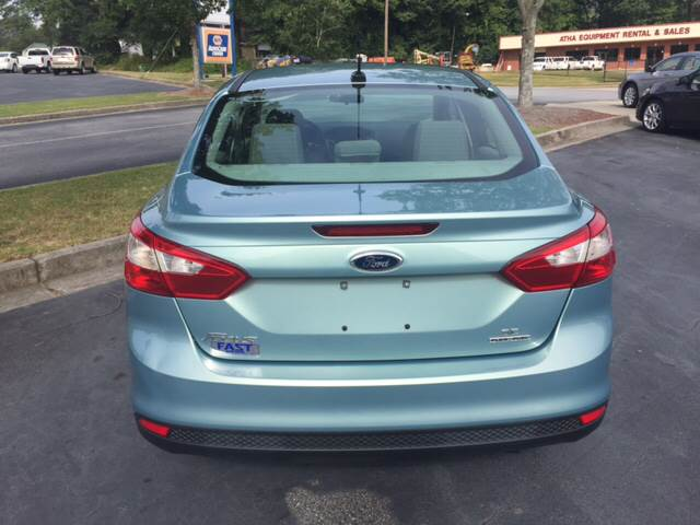2014 Ford Focus for sale at Fast Auto Sales in Monroe GA