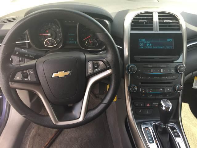 2013 Chevrolet Malibu for sale at Fast Auto Sales in Monroe GA