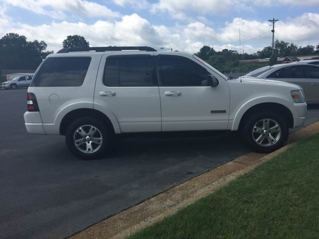 2008 Ford Explorer for sale at Fast Auto Sales in Monroe GA