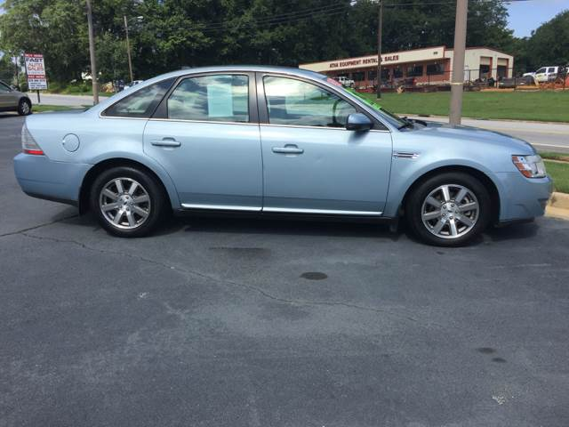 2008 Ford Taurus for sale at Fast Auto Sales in Monroe GA