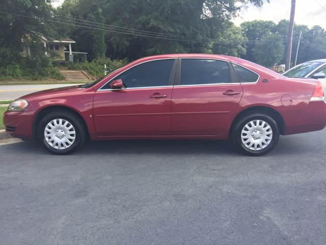 2006 Chevrolet Impala for sale at Fast Auto Sales in Monroe GA