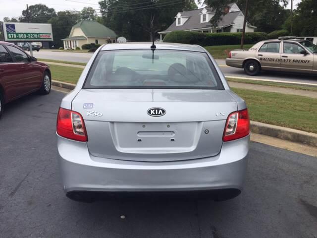 2011 Kia Rio for sale at Fast Auto Sales in Monroe GA