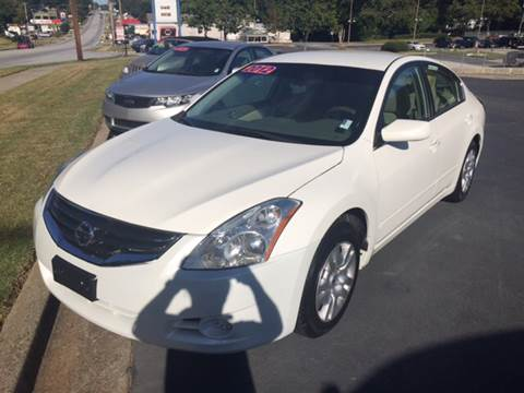 2012 Nissan Altima for sale at Fast Auto Sales in Monroe GA