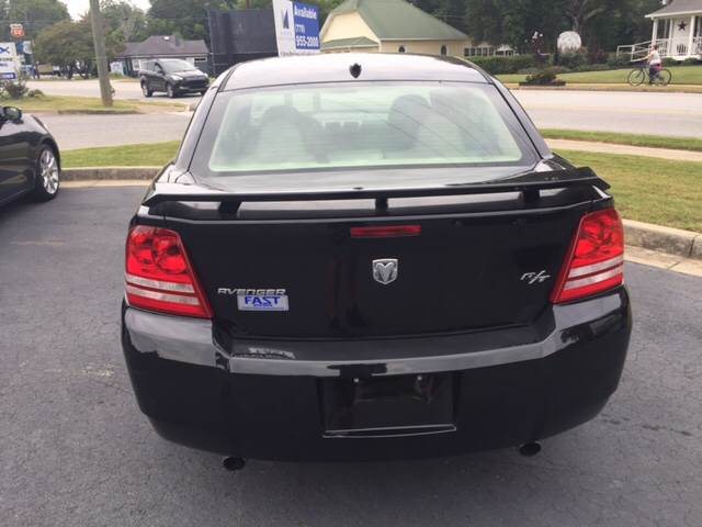 2008 Dodge Avenger for sale at Fast Auto Sales in Monroe GA