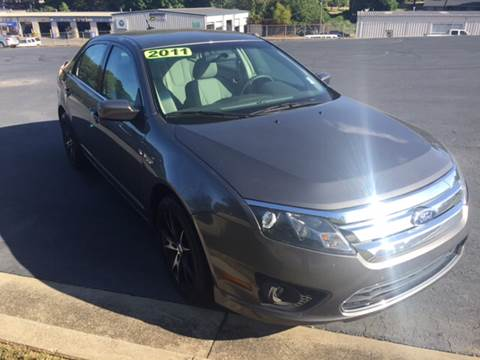 2011 Ford Fusion for sale in Monroe, GA